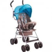 Детска лятна количка Trek - Beige and Blue Giraffe 2016, Lorelli, 10020881643
