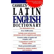 Cassell's Concise Latin and English Dictionary, Paperback/D. P. Simpson