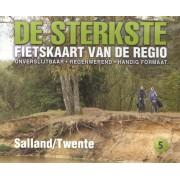 Fietskaart 05 De Sterkste van de Regio Salland - Twente | Buijten & Schipperheijn