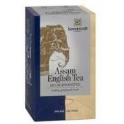 Sonnentor Assam English zwarte thee 18st
