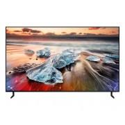 """Samsung Tv 75"""" Samsung Qe75q950rbt Qled Q950r 2019 8k Ultra Hd Smart Wifi 4300 Pqi Usb Refurbished Hdmi"""