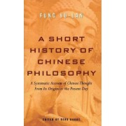 A Short History of Chinese Philosophy by Yu-LAN Fung