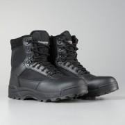 Brandit Schuhe Brandit Zipper Tactical Schwarz