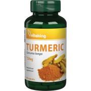 Turmeric (Curcuma longa) (60 kap.)