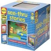 ALEX Toys See Thru Stories Cubes