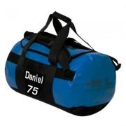 geschenkidee.ch Personalisierbare Sporttasche 42 Liter blau