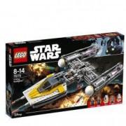 LEGO STAR WARS Y-Wing Starfighter 75172 pentru 8-14 ani