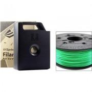 3D nyomtató szál XYZprinting ABS műanyag 1.75 mm Üvegzöld 600 g Patron (1384635)