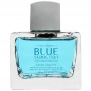 Antonio Banderas Blue Seduction For Women Edt 80ml