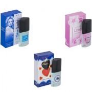 Carrolite Combo Blue Lady-Rose-Younge Heart Blue Perfume