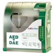Defibrillátor fali kabin riasztóval Saver One