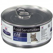 HILL'S PET NUTRITION Hills™ Prescription Diet™ Food Sensitivities z/d™ Feline für Katzen