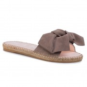 Еспадрили MANEBI - Sandals With Bow W 1.9 J0 Taupe