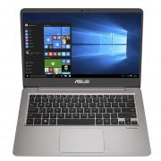 """ASUS ZenBook UX410UA-GV027T 2.50GHz i5-7200U 14"""" 1920 x 1080pixels Grey Notebook"""