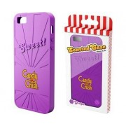 Candy Crush Case iPhone 5/5S/SE Grape