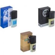 Skyedventures Set of 3 Blue Lady-Kabra Black-The Boss Perfume