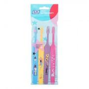 TePe Kids Extra Soft dětský zubní kartáček 4 ks