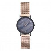 Liebeskind Reloj de cuarzo de acero inoxidable acero inoxidable ip black