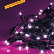 > MultiLED - stringa a led prolungabile 10mt 90 led multicolor