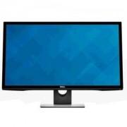 Монитор Dell 27 инча, IPS Anti-Glare, UltraSharp InfinityEdge, 6ms, 1000:1, 2560x1440 пиксела U2717D