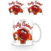 Merkloos Mok Muppets Animal - Bekers