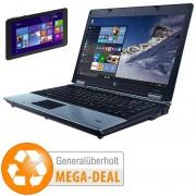 HP Probook 6450b + TREKSTOR SurfTab wintron 7.0, Win 10 (generalüberholt)