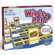 Familie spel Wie is het?