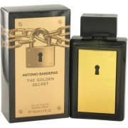 Antonio banderas the golden secret eau de toilette 100ml spray