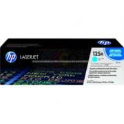 HP CB541A Toner Cy 1,4k No.125A Eredeti HP kellékanyag cikkszám: CB541A