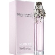 Apa de Parfum Womanity Refillable by Thierry Mugler Femei 80ml