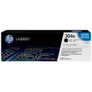 """""""Toner HP LaserJet Original 304A Preto (CC530A)"""""""