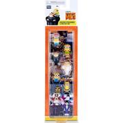 Kaito Glue Minion Great Escape 2017 Walmart Limited PVC Mini Figure Micro Micro Minus 8 Pack / Despicable ME 3 Micro Minion Figures ?Parallel Import Goods? Latest Movie Minions Disspicabol me