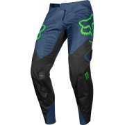 Fox 360 PC Pantalones de Motocross Negro 34
