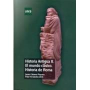 Fernandez Uriel, Pilar/cabrero Piquero, Javier Historia antigua ii. el mundo clásico. vol. ii. historia de roma