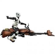 Star Wars 6 inches Scout Trooper & Speeder Bike