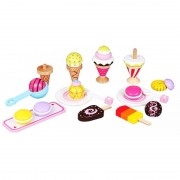 Set de inghetata New Classic Toys