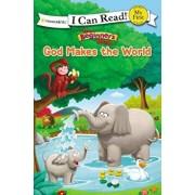 The Beginner's Bible: God Makes the World, Paperback/Zondervan