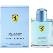 Ferrari Scuderia Light Essence eau de toilette para hombre 125 ml