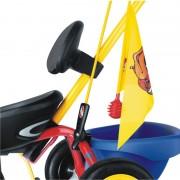 Biztonság zászló triciklik és pedál gyémánt PUKY 9313