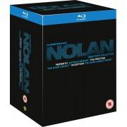 Warner Home Video Colección del Director Christopher Nolan