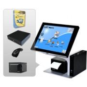 Pack caisse tactile commerce Sango D2550 EC