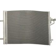 Radiator clima AC cu uscator FORD C-MAX II FOCUS III GRAND C-MAX 1.6-2.0D dupa 2010