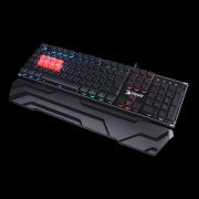 KBD, A4 B3370R Bloody, 8 LIGHT STRIKE RGB ANIMATION, Gaming, USB