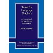 Tasks for Language Teachers par Parrott & Martin