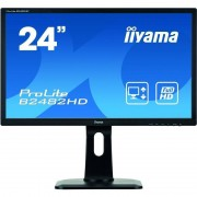 Monitor LED Iiyama ProLite B2482HD-B1 23.6 inch 5ms Black