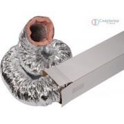 SONOFLEX 25 hang és hőszigetelt cső NA203/10m