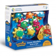 Minunile oceanului - Set constructie +2 ani