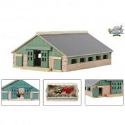 Kids Globe Farm Cow Barn 1:87 610492
