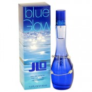 Blue Glow Eau De Toilette Spray By Jennifer Lopez 1 oz Eau De Toilette Spray
