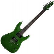 Dean Guitars Custom 350 - Trans Green